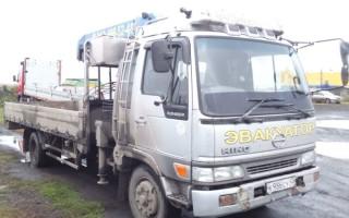 Эвакуатор в городе Юрга Автоэвакуация 24 24 ч. — цена от 800 руб