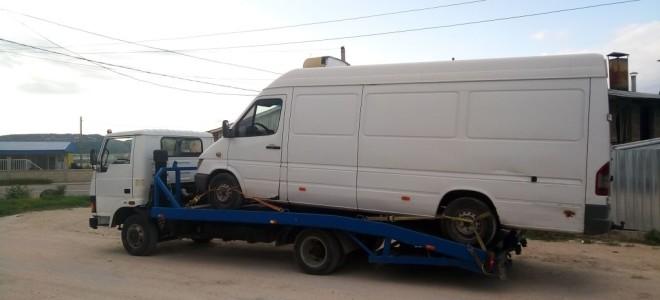 Эвакуатор в городе Бахчисарай Автопомощь 24 ч. — цена от 1000 руб