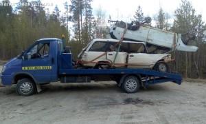 Эвакуатор в городе Костомукша Эвакуатор 24 ч. — цена от 1000 руб