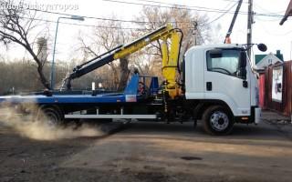 Эвакуатор в городе Чехов ServiceAutoRoom 24 ч. — цена от 1500 руб