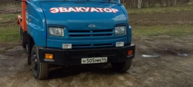 Эвакуатор в городе Кадый Андрей 24 ч. — цена от 1000 руб