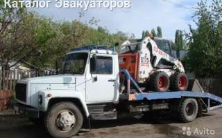 Эвакуатор в городе Димитровград Николай 24 ч. — цена от 800 руб