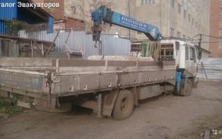 Эвакуатор в городе Егорьевск Юлия 24 ч. — цена от 800 руб