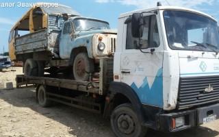 Эвакуатор в городе Дербент Эвакуация Авто 24 ч. — цена от 800 руб