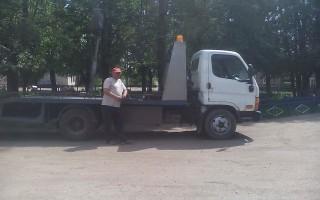 Эвакуатор в городе Торжок Михаил 24 ч. — цена от 800 руб
