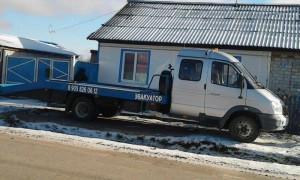 Эвакуатор в городе Аромашево Эвакуатор 24 24 ч. — цена от 500 руб
