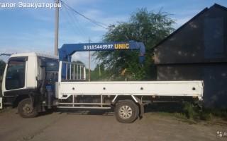 Эвакуатор в городе Батайск Валерий 24 ч. — цена от 800 руб