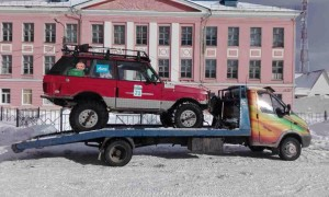 Эвакуатор в городе Кострома Эвакуатор 24 ч. — цена от 800 руб
