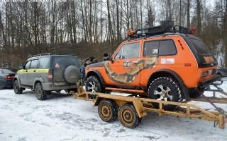 Эвакуатор в городе Брянск Олег 24 ч. — цена от 800 руб