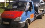 Эвакуатор в городе Саранск Альберт 24 ч. — цена от 800 руб