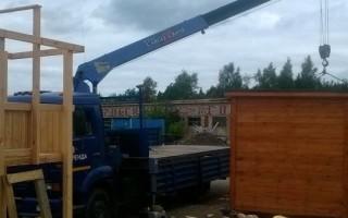 Эвакуатор в городе Кингисепп Михаил 24 ч. — цена от 800 руб