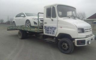 Эвакуатор в городе Дербент Ислам 24 ч. — цена от 800 руб