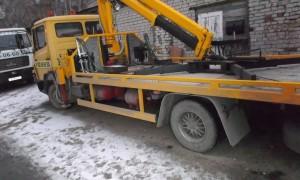 Эвакуатор в городе Дзержинск ООО Сервис-К 24 ч. — цена от 600 руб