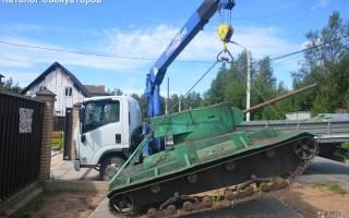 Эвакуатор в городе Тихвин Геннадий 24 ч. — цена от 800 руб