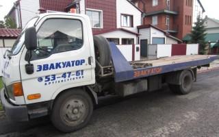 Эвакуатор в городе Барнаул Север 24 ч. — цена от 800 руб