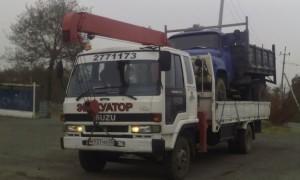 Эвакуатор в городе Артем Эвакуатор-125 24 ч. — цена от 500 руб
