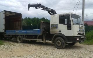 Эвакуатор в городе Серпухов Олег 24 ч. — цена от 800 руб