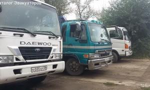 Эвакуатор в городе Кузнецк Евгений 24 ч. — цена от 800 руб