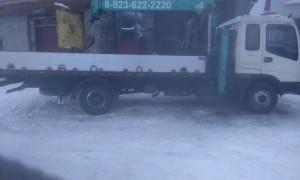 Эвакуатор в городе Междуреченск Эвакуатор 24 ч. — цена от 1000 руб