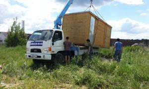 Эвакуатор в городе Красногорск Андрей 24 ч. — цена от 800 руб