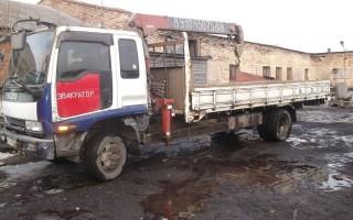 Эвакуатор в городе Видное Александр 24 ч. — цена от 800 руб