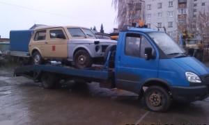 Эвакуатор в городе Чебоксары ТехПатруль 24 ч. — цена от 800 руб