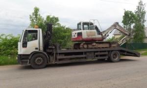 Эвакуатор в городе Старая Русса Владислав 24 ч. — цена от 800 руб