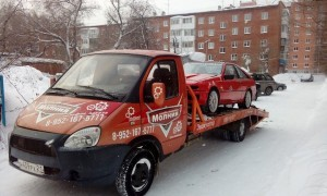 Эвакуатор в городе Кемерово Молния 24 ч. — цена от 800 руб