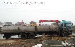 Эвакуатор в городе Пушкино Николай 24 ч. — цена от 800 руб