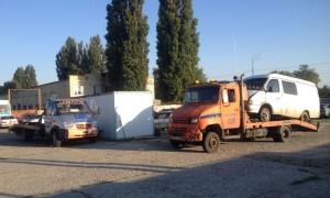 Эвакуатор в городе Изобильный Александр 24+ ч. — цена от 800 руб