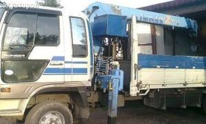 Эвакуатор в городе Междуреченск Манипулятор 24 ч. — цена от 800 руб