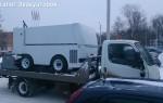Эвакуатор в городе Щелково Эвакуатор 24 ч. — цена от 800 руб