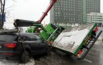 При эвакуации повредили автомобиль: что делать?