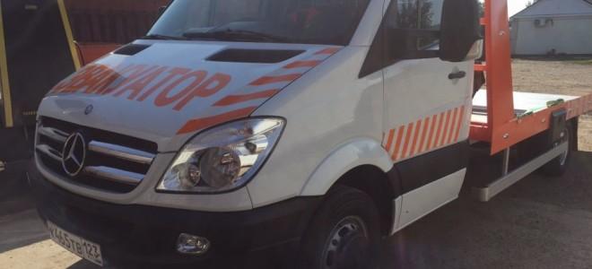 Эвакуатор в городе Тбилисская Антон 24 ч. — цена от 800 руб