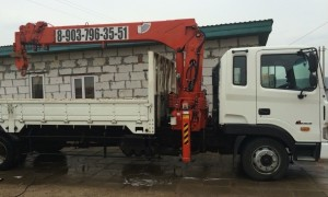 Эвакуатор в городе Видное Левон 24 ч. — цена от 800 руб