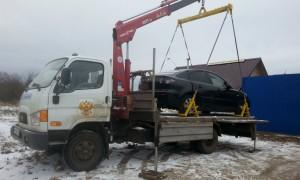 Эвакуатор в городе Кадошкино Автопомощь 24 ч. — цена от 800 руб