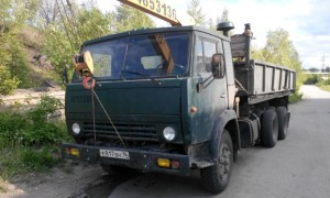 Эвакуатор в городе Лысьва Михаил 24 ч. — цена от 500 руб