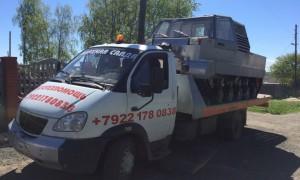 Эвакуатор в городе Верхняя Салда Salda-auto 24 ч. — цена от 800 руб