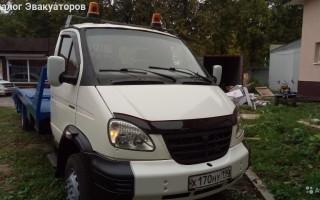 Эвакуатор в городе Голицыно Эвакуация 24 ч. — цена от 800 руб