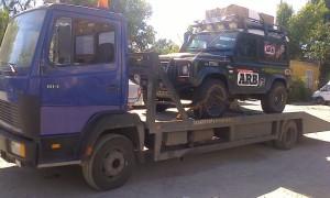 Эвакуатор в городе Михайловка Эвакуатор 24 ч. — цена от 800 руб