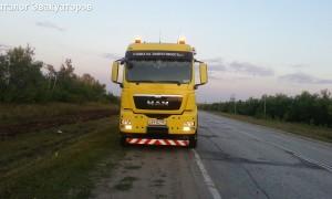 Эвакуатор в городе Саратов ООО Гольфстрим-2007 24 ч. — цена от 2000 руб