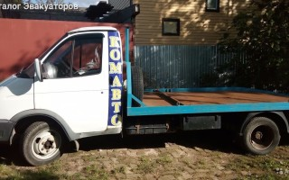 Эвакуатор в городе Одинцово Максим 24 ч. — цена от 800 руб
