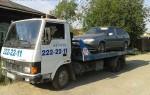 Эвакуатор в городе Челябинск Автовоз 24 ч. — цена от 500 руб