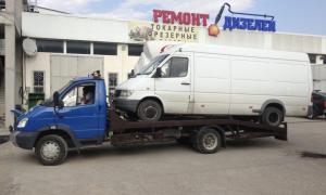 Эвакуатор в городе Пятигорск Эвакуатор 24 ч. — цена от 800 руб