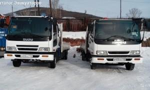 Эвакуатор в городе Усть-Кут Эвакуатор 24 ч. — цена от 800 руб