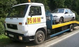 Эвакуатор в городе Калуга Эвакуатор 24 ч. — цена от 800 руб