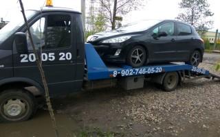 Эвакуатор в городе Иваново Эвакуатор 24 ч. — цена от 800 руб