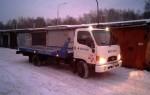 Эвакуатор в городе Тобольск Ангел Сервис 24 ч. — цена от 800 руб