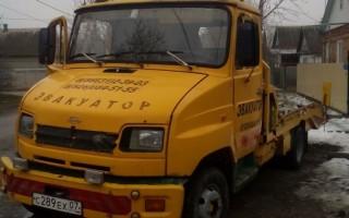 Эвакуатор в городе Прохладный Сергей 24 ч. — цена от 800 руб