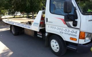 Эвакуатор в городе Новокуйбышевск Эвакуаторщик 24 ч. — цена от 900 руб
